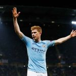 De Bruyne Named In UEFA Fans' Team Of The Year Along With